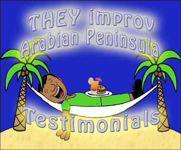 arabian peninsula corporate events private parties banquets testimonials